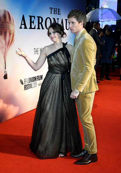 "Beige「""The Aeronauts"" UK Premiere - 63rd BFI London Film Festival」:写真・画像(2)[壁紙.com]"