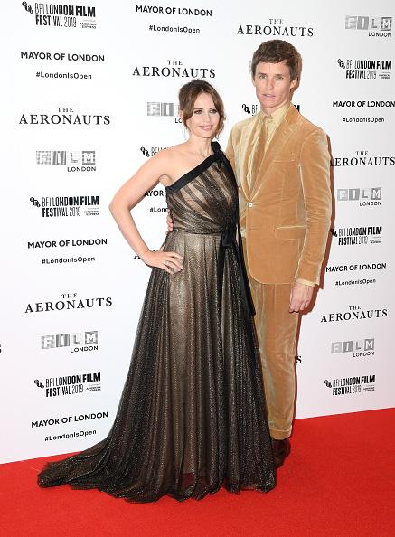 "Beige「""The Aeronauts"" UK Premiere - 63rd BFI London Film Festival」:写真・画像(3)[壁紙.com]"