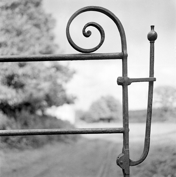 Wrought Iron「Wrought Iron Latch Of A Farm Gate」:写真・画像(12)[壁紙.com]