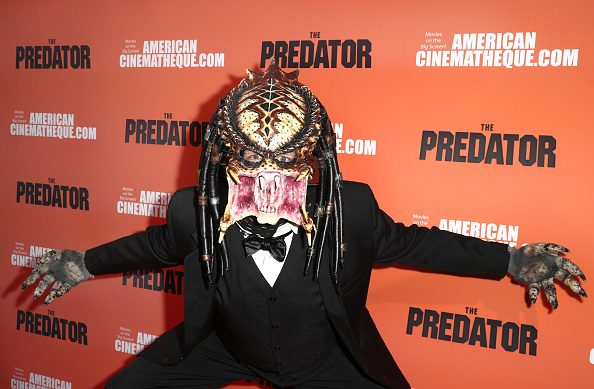 映画のスクリーニング「Screening Of 20th Century Fox's 'The Predator' - Arrivals」:写真・画像(10)[壁紙.com]