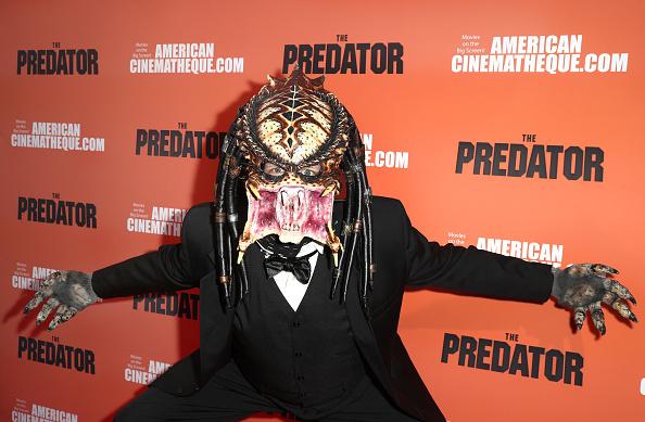 映画のスクリーニング「Screening Of 20th Century Fox's 'The Predator' - Arrivals」:写真・画像(14)[壁紙.com]