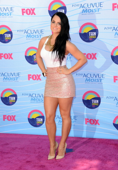 Form Fitted「Teen Choice Awards 2012 - Arrivals」:写真・画像(4)[壁紙.com]