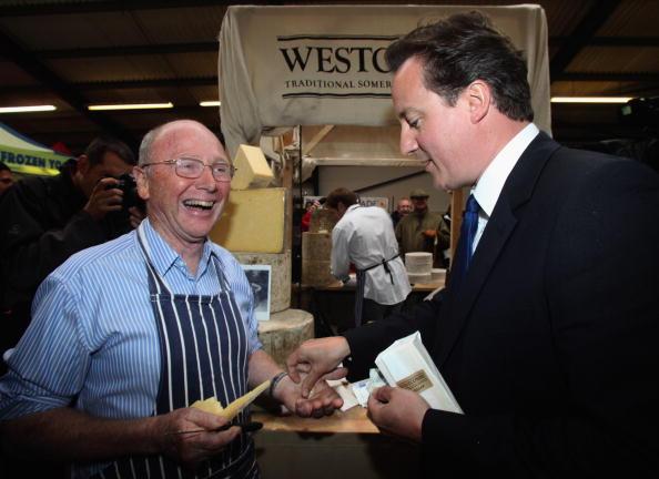 チーズ「David Cameron Visits Bath And West Show」:写真・画像(11)[壁紙.com]