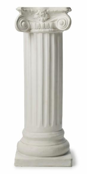 Temple「Ionic Greek Column or Pedestal」:スマホ壁紙(4)