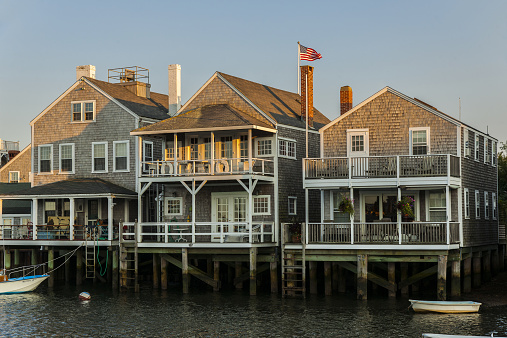 Nantucket「Straight Wharf」:スマホ壁紙(18)