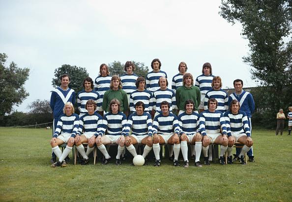 Soccer Team「Queens Park Rangers 1973/74 Squad」:写真・画像(10)[壁紙.com]
