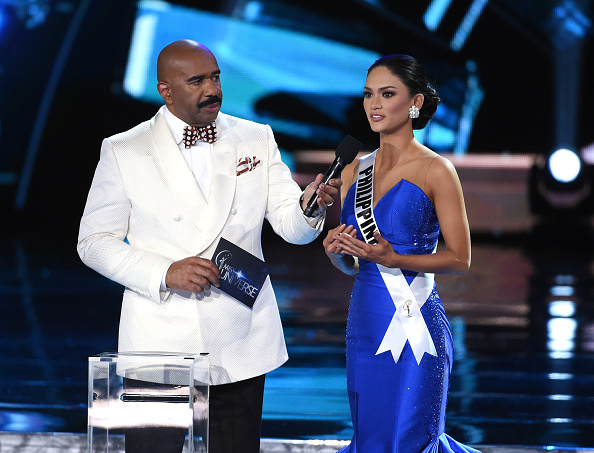 2015年「The 2015 Miss Universe Pageant」:写真・画像(1)[壁紙.com]