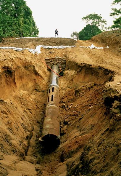 Tom Stoddart Archive「Exxon Mobil's Chad / Cameroon oil pipeline」:写真・画像(13)[壁紙.com]