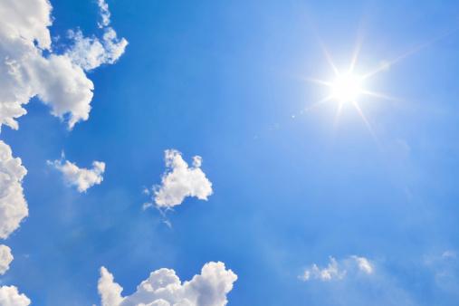 Freedom「Sun, Clouds and Sky」:スマホ壁紙(8)