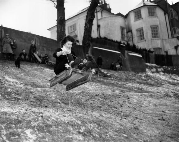 Sledding「Hampstead Toboggan」:写真・画像(14)[壁紙.com]