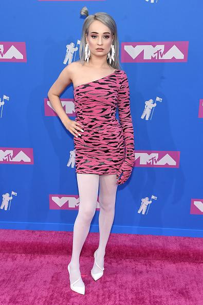 Pointed Toe「2018 MTV Video Music Awards - Arrivals」:写真・画像(19)[壁紙.com]