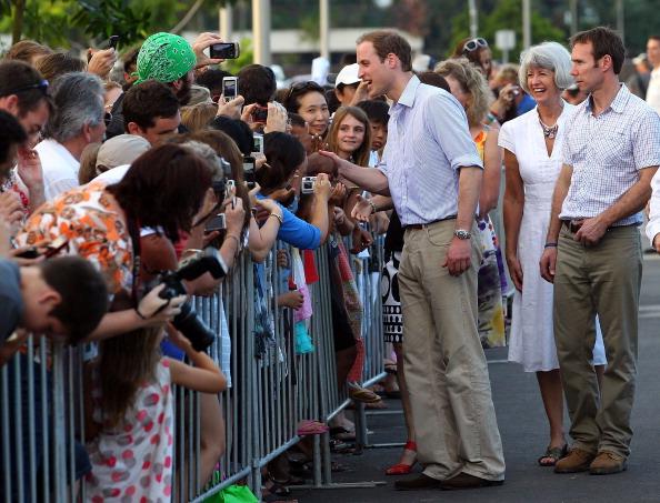 Chris Cairns「Prince William Visits Australia - Day 1」:写真・画像(17)[壁紙.com]