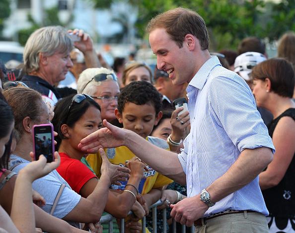 Chris Cairns「Prince William Visits Australia - Day 1」:写真・画像(19)[壁紙.com]
