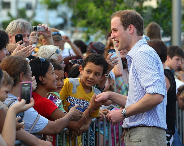 Chris Cairns「Prince William Visits Australia - Day 1」:写真・画像(8)[壁紙.com]
