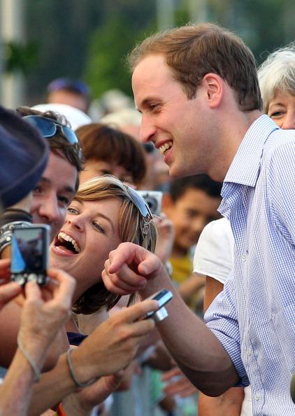 Chris Cairns「Prince William Visits Australia - Day 1」:写真・画像(18)[壁紙.com]
