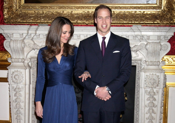 Engagement「Clarence House Announce The Engagement Of Prince William To Kate Middleton」:写真・画像(18)[壁紙.com]