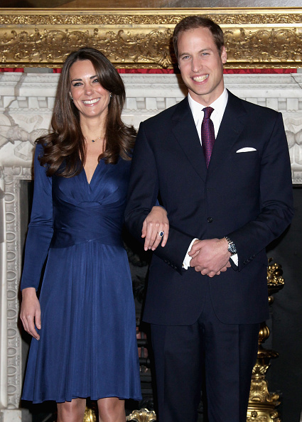 Photography「Clarence House Announce The Engagement Of Prince William To Kate Middleton」:写真・画像(18)[壁紙.com]