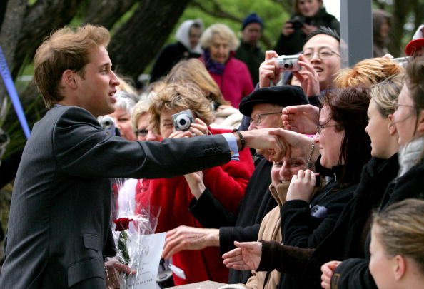 National War Memorial「Prince William Attends Wreath Laying Ceremony」:写真・画像(16)[壁紙.com]