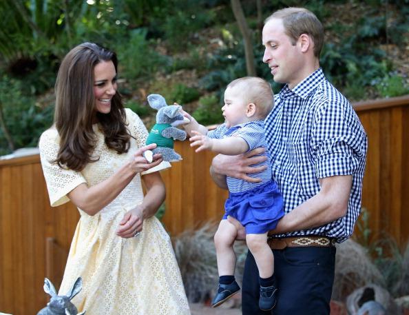 オーストラリア「The Duke And Duchess Of Cambridge Tour Australia And New Zealand - Day 14」:写真・画像(8)[壁紙.com]