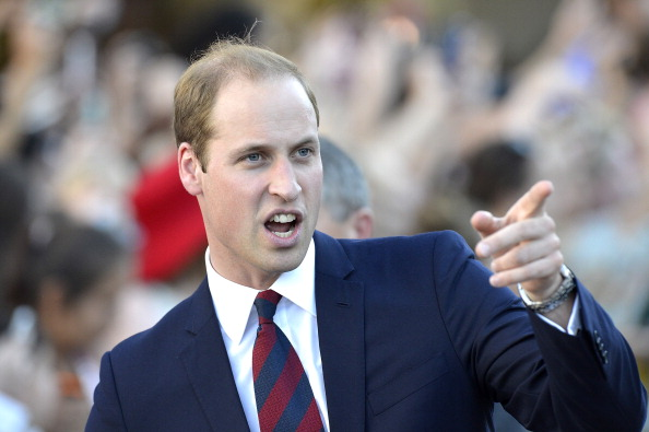 Hand「The Duke And Duchess Of Cambridge Tour Australia And New Zealand - Day 13」:写真・画像(16)[壁紙.com]