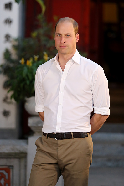 カメラ目線「The Duke Of Cambridge Visits Vietnam - Day 1」:写真・画像(14)[壁紙.com]