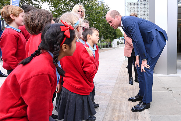 Jeff Spicer「The Duke And Duchess Of Cambridge Visit The Aga Khan Centre」:写真・画像(13)[壁紙.com]