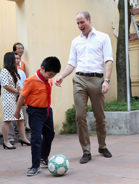 Environmental Conservation「The Duke Of Cambridge Visits Vietnam - Day 1」:写真・画像(3)[壁紙.com]