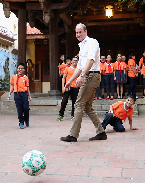 Environmental Conservation「The Duke Of Cambridge Visits Vietnam - Day 1」:写真・画像(4)[壁紙.com]