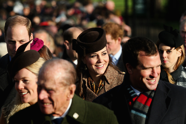 King's Lynn「The Royal Family Attend Church On Christmas Day」:写真・画像(13)[壁紙.com]
