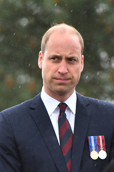 William D「Duke Of Cambridge Attends D-Day Commemoration Service In Staffordshire」:写真・画像(12)[壁紙.com]