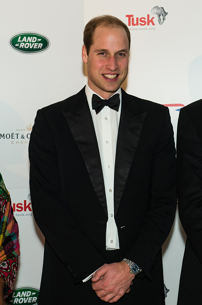 Waist Up「The Duke Of Cambridge Attends The Tusk Conservation Awards」:写真・画像(19)[壁紙.com]