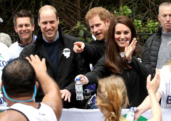 トップランキング「The Duke & Duchess Of Cambridge And Prince Harry Attend The Virgin Money London Marathon」:写真・画像(11)[壁紙.com]