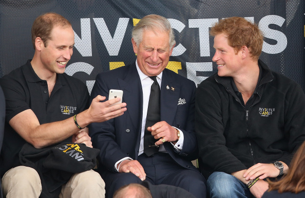 Prince Charles - Prince of Wales「Invictus Games:  Athletics」:写真・画像(12)[壁紙.com]