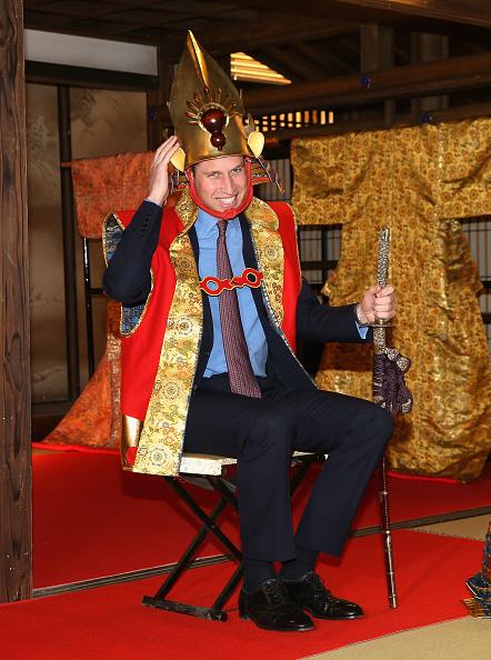 Tradition「The Duke Of Cambridge Visits Japan - Day 3」:写真・画像(16)[壁紙.com]