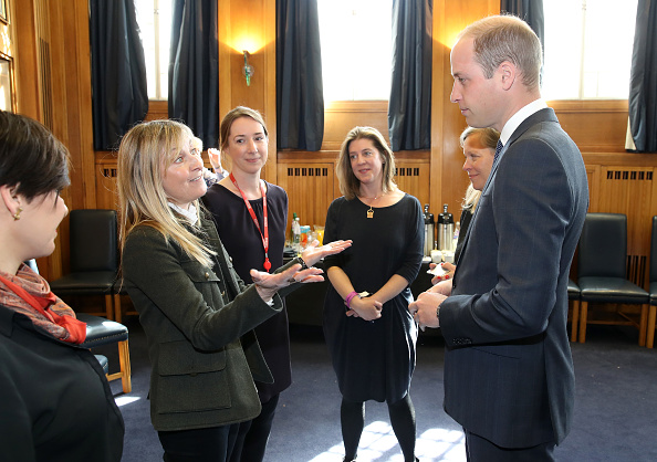 Fiona Phillips「The Duke Of Cambridge Attends Screening Of BBC's 'Mind Over Marathon' Documentary To Launch BBC Mental Health Season」:写真・画像(19)[壁紙.com]