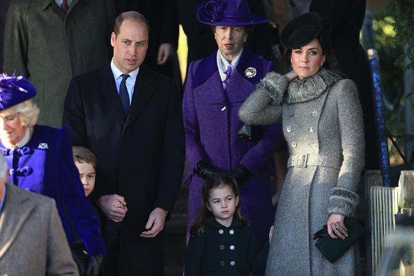 Royalty「The Royal Family Attend Church On Christmas Day」:写真・画像(9)[壁紙.com]