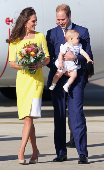 Sydney「The Duke And Duchess Of Cambridge Tour Australia And New Zealand - Day 10」:写真・画像(17)[壁紙.com]