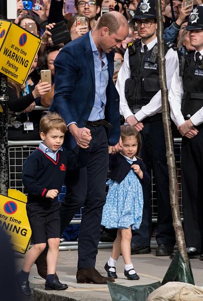 ベストオブ「The Duke & Duchess Of Cambridge Depart The Lindo Wing With Their New Son」:写真・画像(18)[壁紙.com]