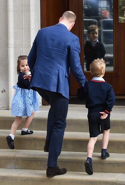 エンタメ総合「The Duke & Duchess Of Cambridge Depart The Lindo Wing With Their New Son」:写真・画像(2)[壁紙.com]