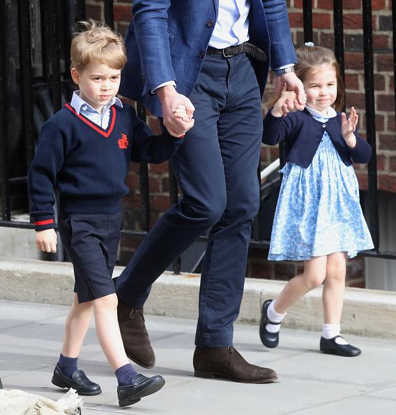 ベストオブ「The Duke & Duchess Of Cambridge Depart The Lindo Wing With Their New Son」:写真・画像(19)[壁紙.com]