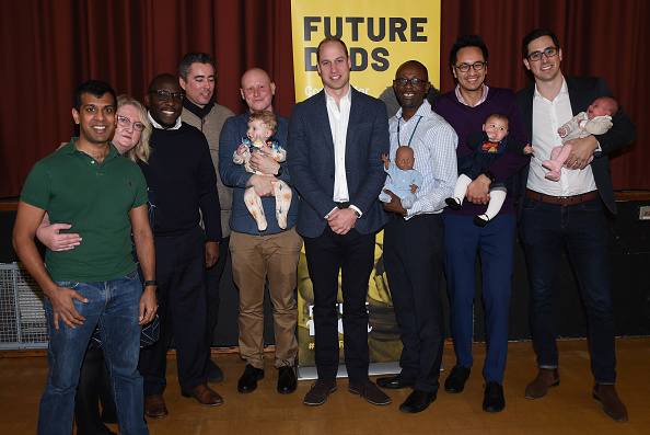 Stuart C「The Duke Of Cambridge Mental Health And Wellbeing Projects In London」:写真・画像(4)[壁紙.com]