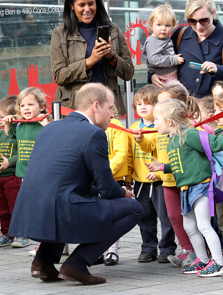 対面「The Duke & Duchess Of Cambridge And Prince Harry Celebrate World Mental Health Day At The London Eye With Heads Together」:写真・画像(14)[壁紙.com]