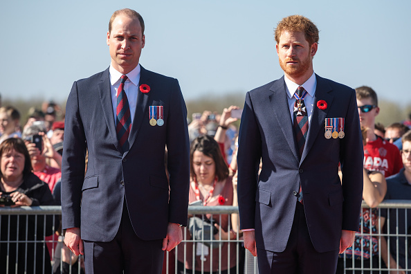 Duke of Cambridge「The Centenary Service To Commemorate The Battle Of Vimy Ridge」:写真・画像(10)[壁紙.com]
