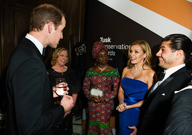 The Duke Of Cambridge Attends The Tusk Conservation Awards:ニュース(壁紙.com)