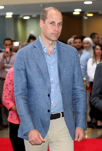 カメラ目線「The Duke Of Cambridge Visits Jordan, Israel And The Occupied Palestinian Territories」:写真・画像(14)[壁紙.com]