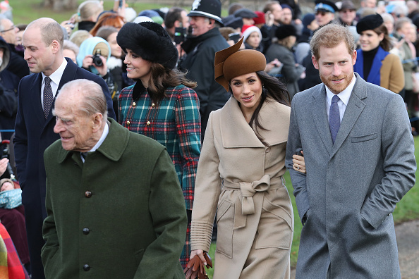 Christmas「Members Of The Royal Family Attend St Mary Magdalene Church In Sandringham」:写真・画像(18)[壁紙.com]