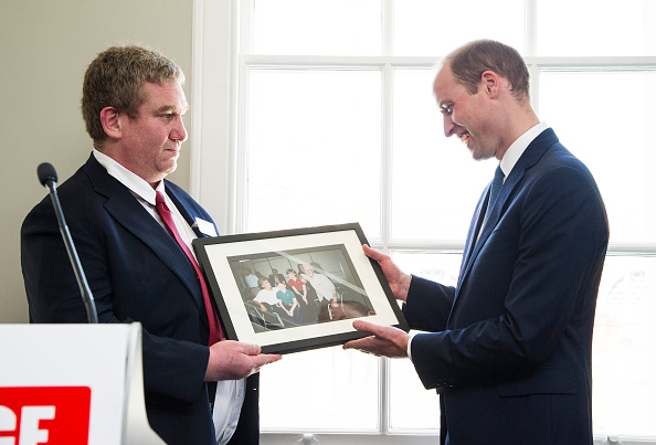 Homelessness「The Duke of Cambridge Visits The Passage」:写真・画像(3)[壁紙.com]