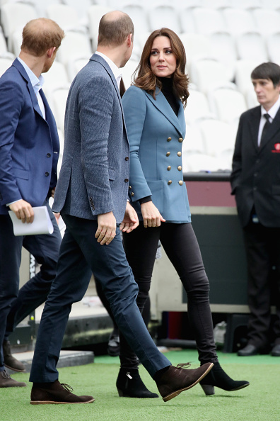 トップランキング「The Duke Of Cambridge & Prince Harry Attend The Coach Core Graduation」:写真・画像(15)[壁紙.com]