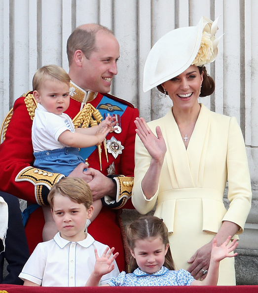Family「Trooping The Colour 2019」:写真・画像(14)[壁紙.com]