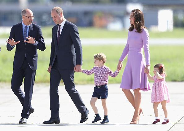 Hamburg - Germany「The Duke And Duchess Of Cambridge Visit Germany - Day 3」:写真・画像(18)[壁紙.com]